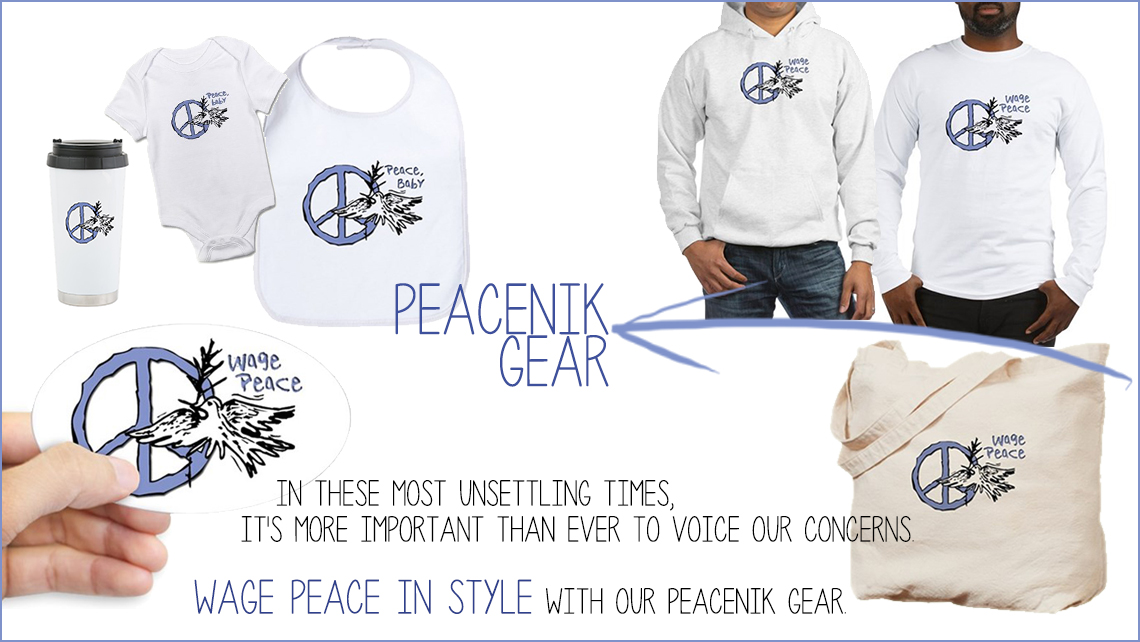 Peacenik gear